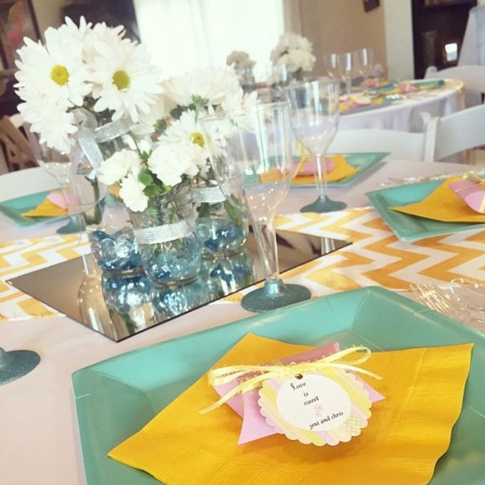 Bridal Shower by Bella Amour Events Hawaii - 007
