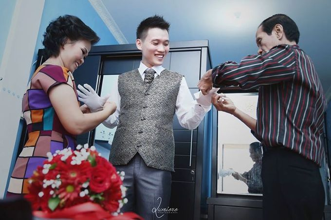 Wedding of Agus & Lia by LUMIERE PHOTOGRAPHY - 003