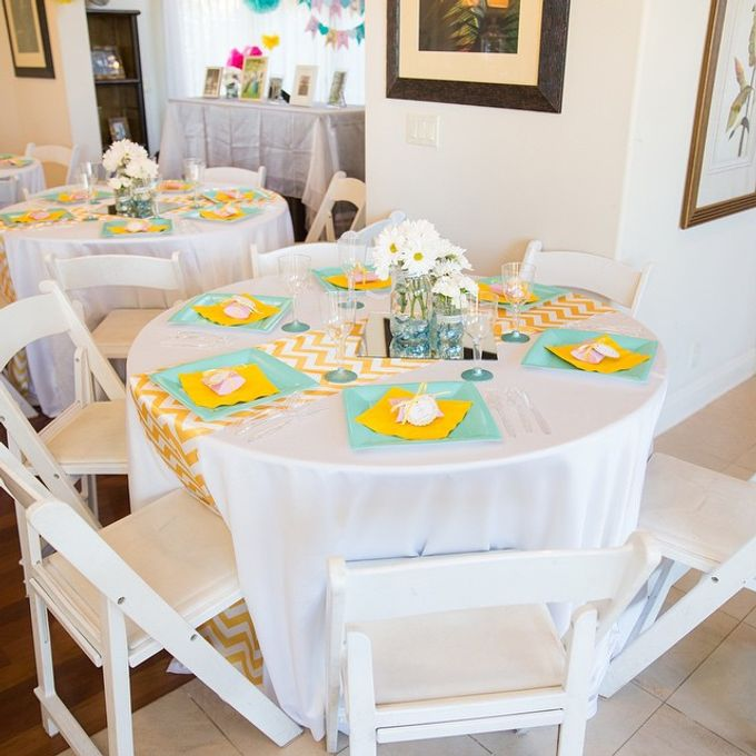 Bridal Shower by Bella Amour Events Hawaii - 001