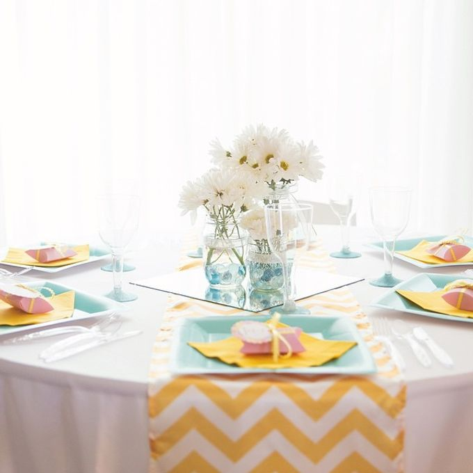 Bridal Shower by Bella Amour Events Hawaii - 004