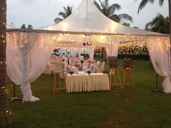 Wedding Reception by Sri Munura Catering Services - 003