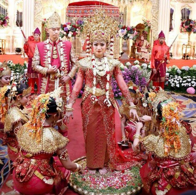 Tarian Palembang by Watie Iskandar Wedding Decoration & Organizer - 003