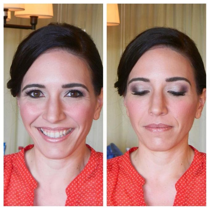 Special Occassion Makeup by Jessica Woods Makeup - 004