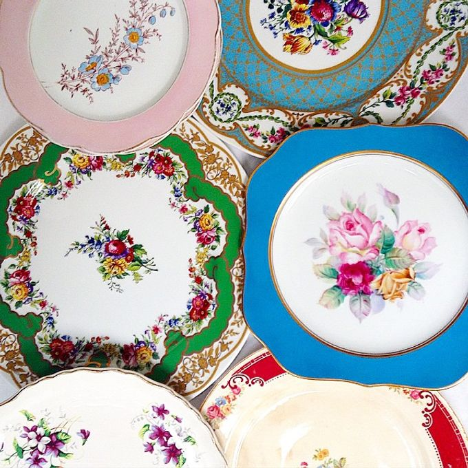 Tabletop Goodies by The Vintage Laundry - 025