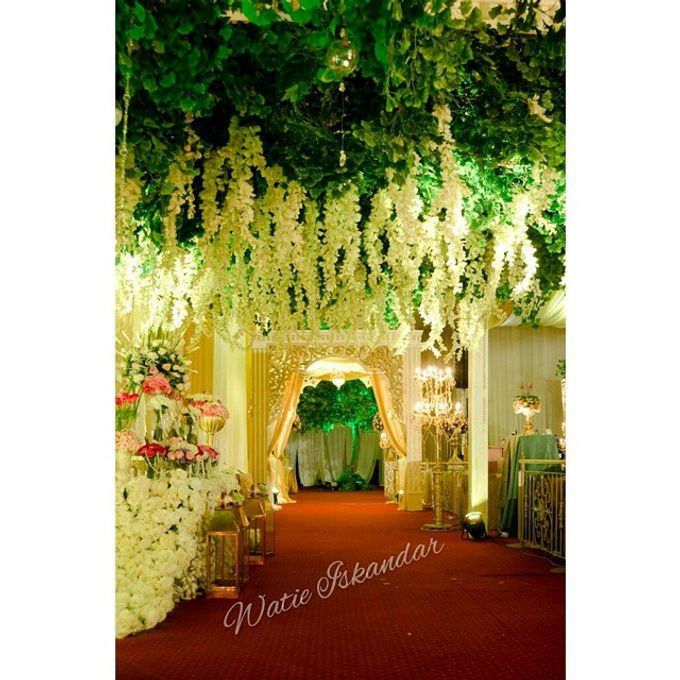 Tema Palembang by Watie Iskandar Wedding Decoration & Organizer - 008