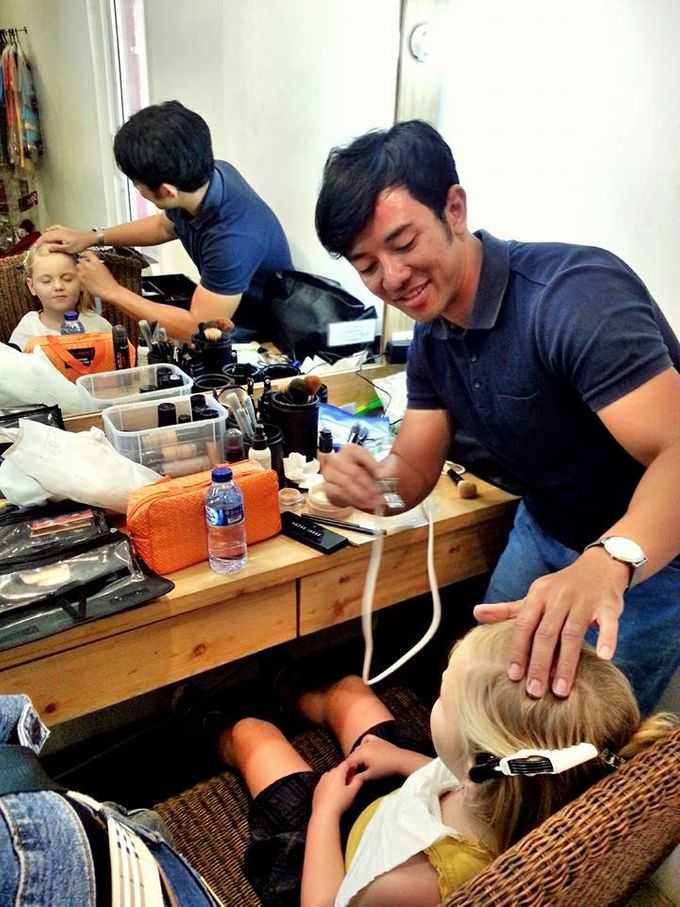 BEHIND THE SCENE 2 by Dendy Oktariady Make Up Artist - 032