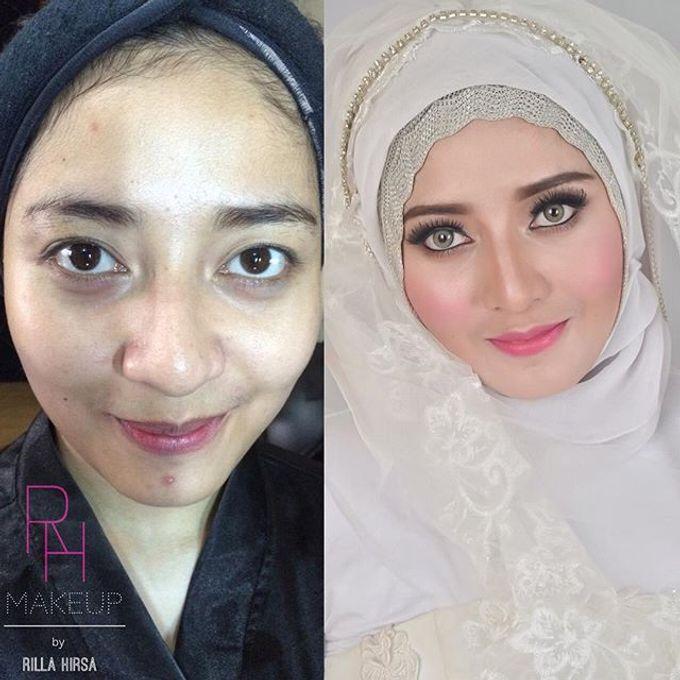 Wedding by RH Makeup - 007