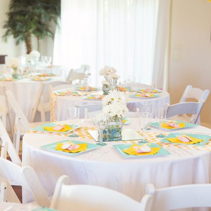 Bridal Shower by Bella Amour Events Hawaii - 006