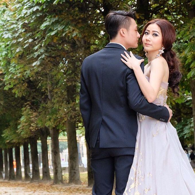 Prewedding Photoshoot by Fedya Make Up Artist - 024