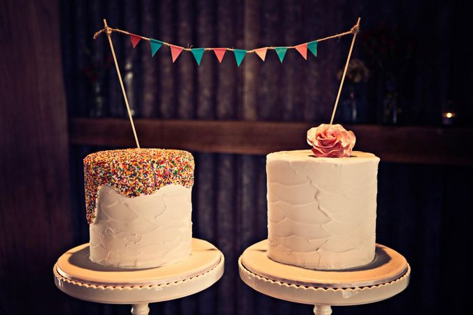 Wedding Cakes in the Hunter Valley by Project Cake - 001