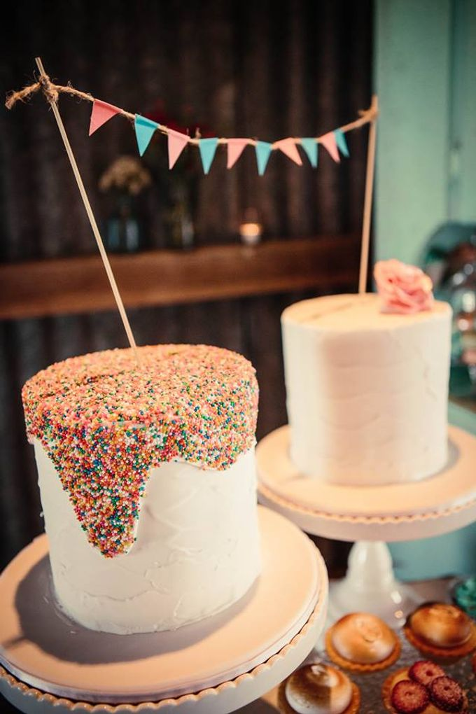Wedding Cakes in the Hunter Valley by Project Cake - 002