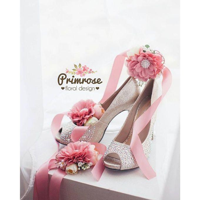 Boutonniere & Corsage by Primrose Floral Design - 016