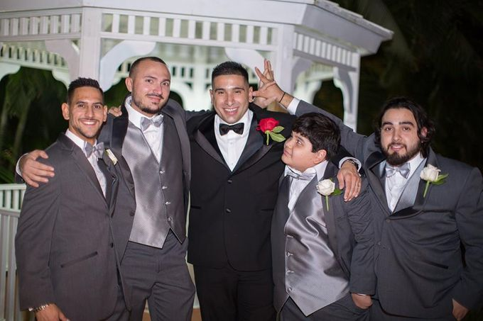 Denise & Fernando Wedding by Seven Arts & Productions - 004
