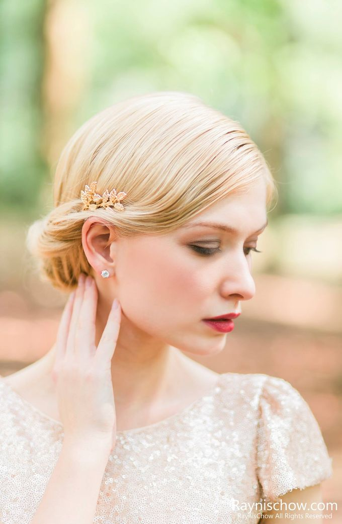 Styled shoot by Raynis Chow Bridal Make Up - 004