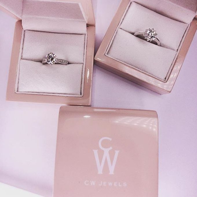 Engagement Rings by CW Jewels - 021
