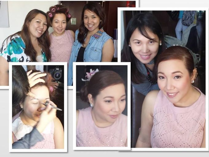 More Airbrushed Fabulous BRIDES by Makeupbykristine - 004
