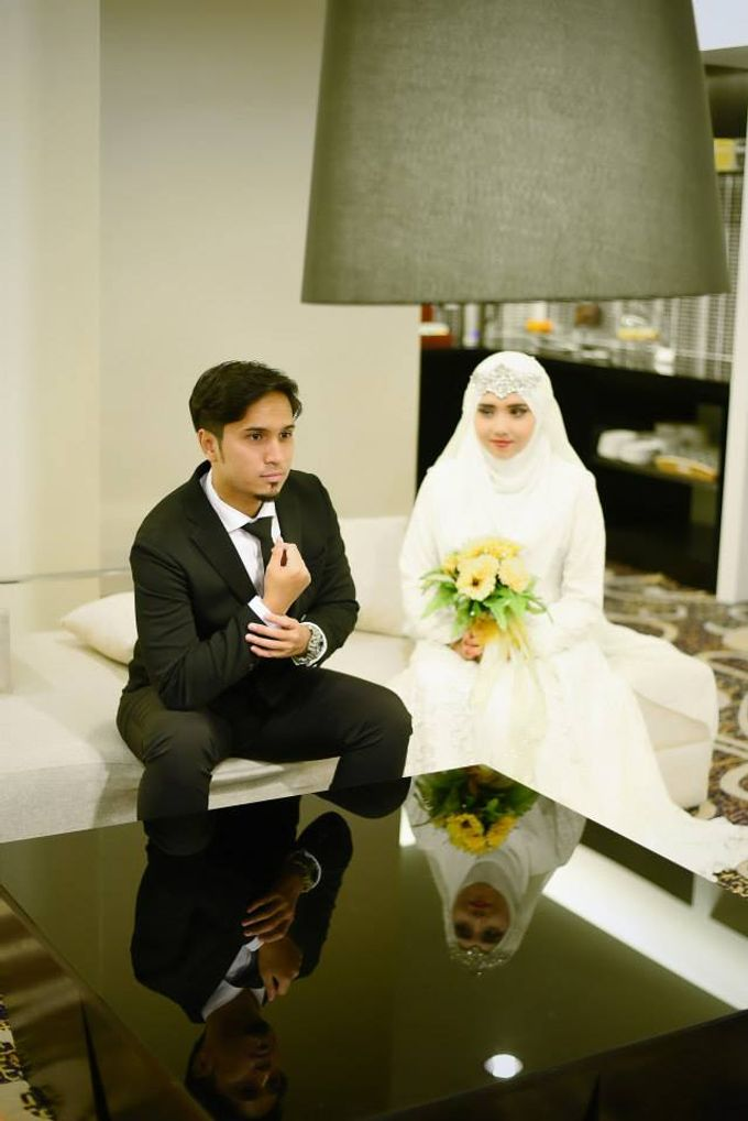 Wedding Wadud and Rathiqah by Opa Pakar Photography - 010