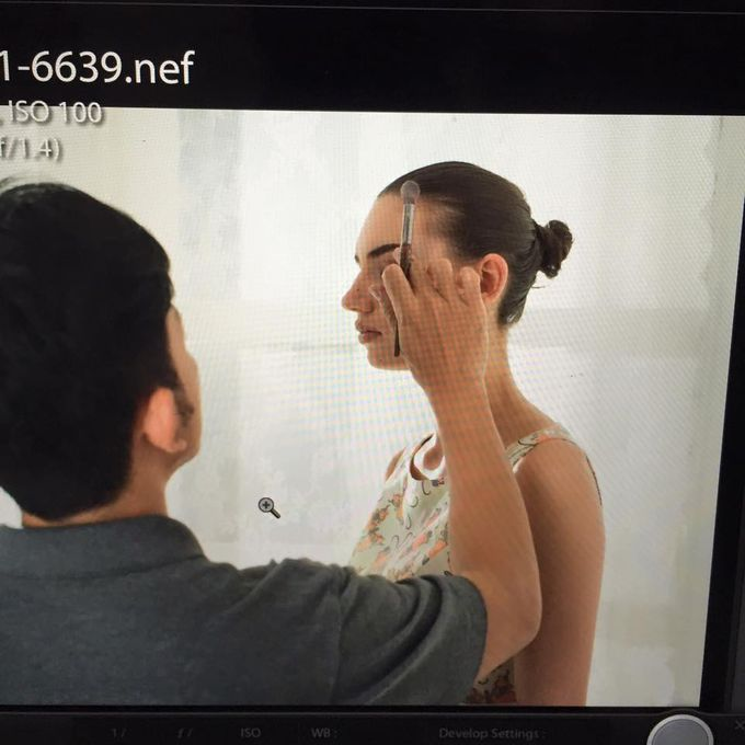 BEHIND THE SCENE 2 by Dendy Oktariady Make Up Artist - 035