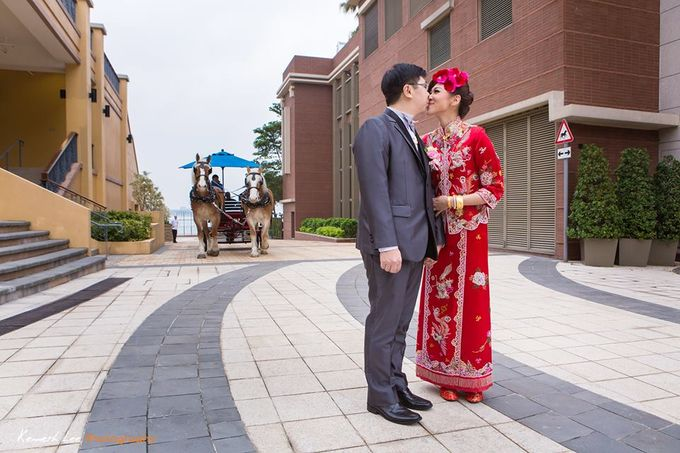 Wedding Day Sample by Kenneth Lee Photography - 006