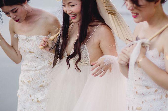 Catch Your Dreams Boho Wedding by Hari Indah Wedding Planning & Design - 027