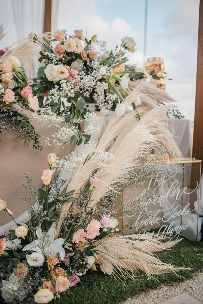 Wedding Asheeq & Vira by Bali Izatta Wedding Planner & Wedding Florist Decorator - 004