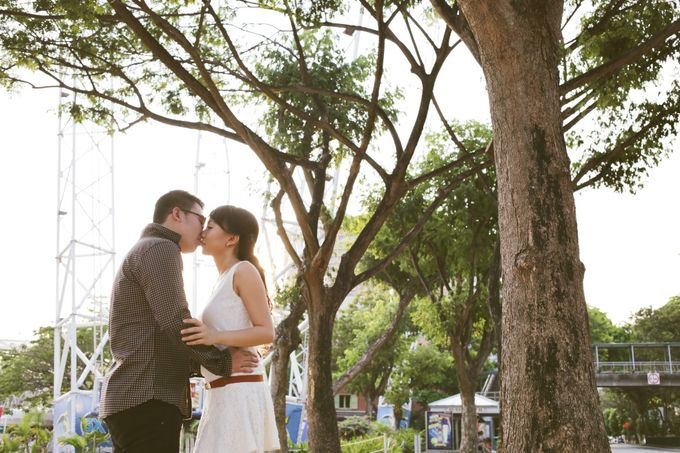 Prewedding Herry&Dewi by Okeii Photography - 010