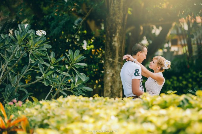 Melodie & Damien - Honeymoon in Bali by AT Photography Bali - 002
