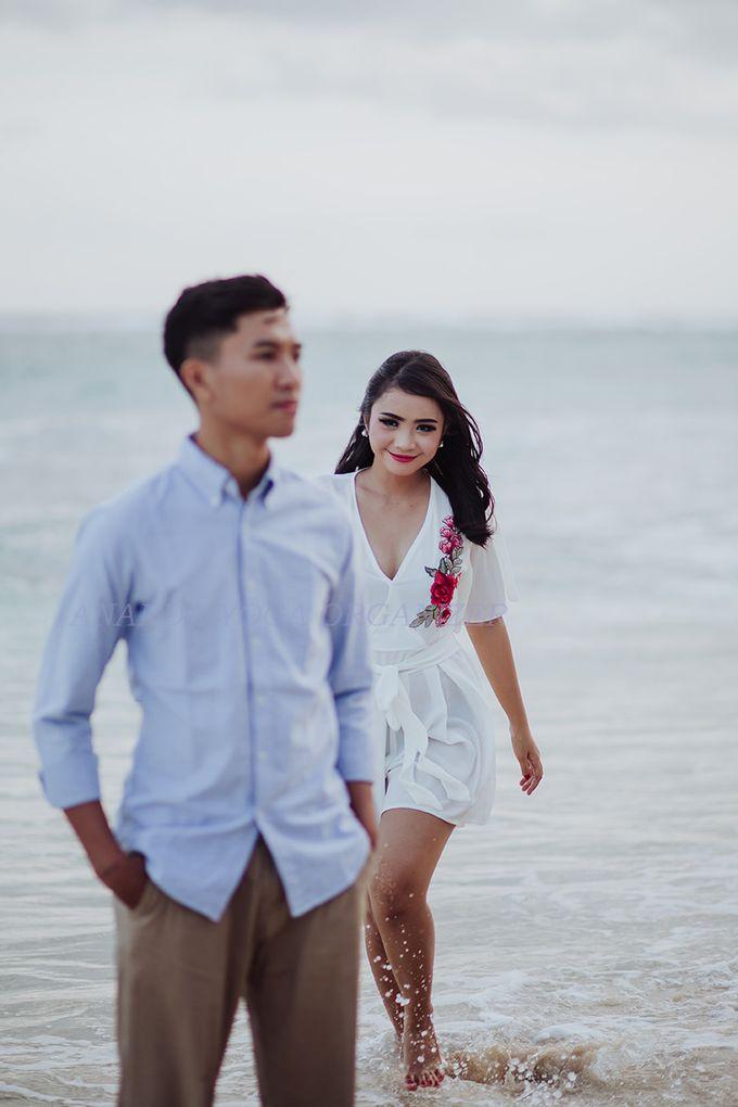 Prewedding A & T by Cahya Dewi Bali - 010