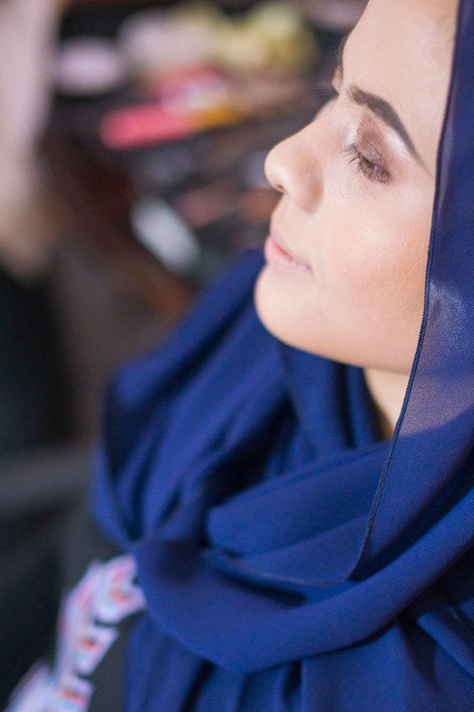 Liyana & Fairuz - Reception by Cubic Foto by PlainPaperpaint Production - 009