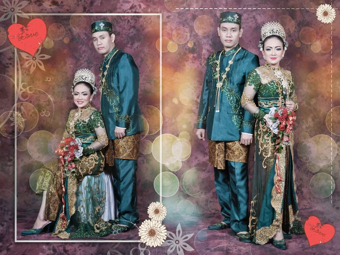 The Wedding Rindi dan Hilmi - Reseption by Citra Production - 008