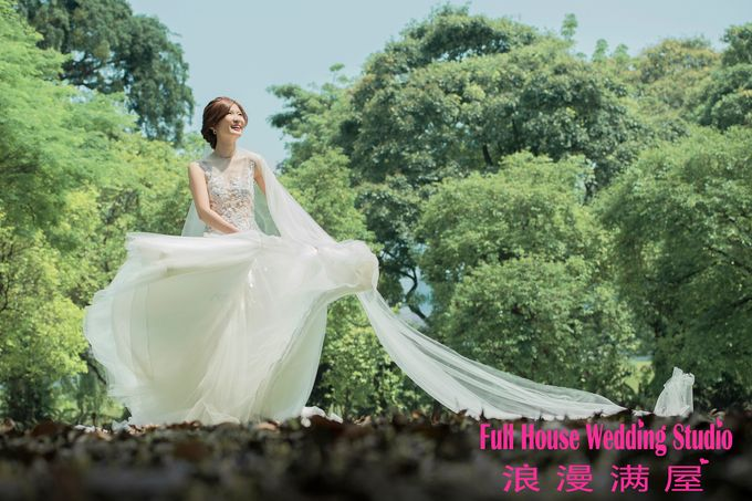 Pre-wedding shooting 1 by Full House Wedding Studio - 003