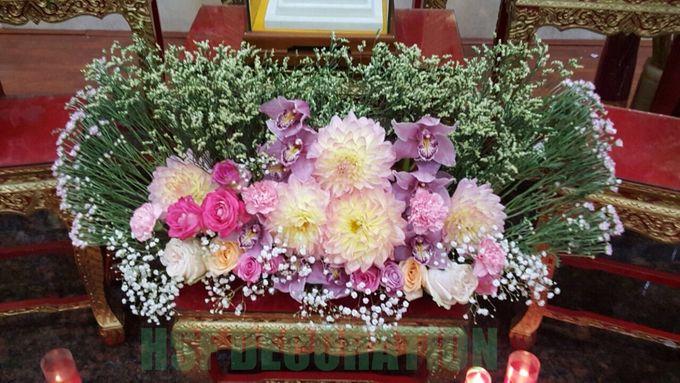 Pemberkatan di Vihara by Home Smile Florist - 010