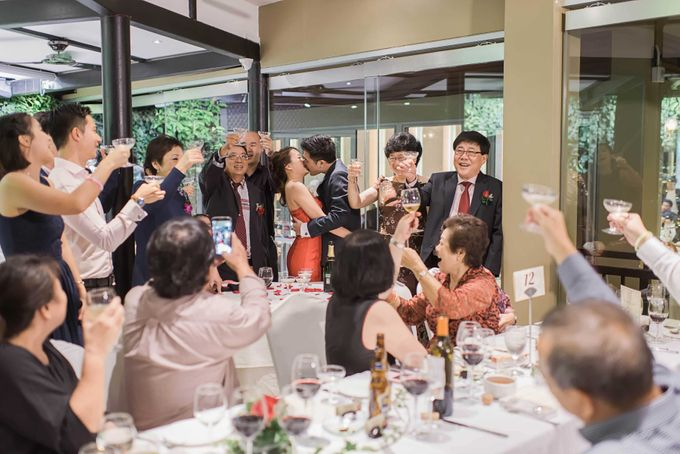 Wedding of Shane & Melissa @ Halia at Singapore Botanic Gardens by The Halia - 010