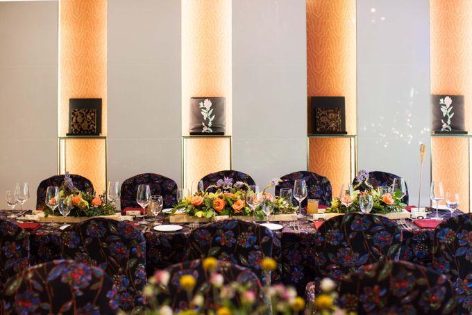 Our Wedding Showcase 2016 by Halia at Singapore Botanic Gardens by The Halia - 010