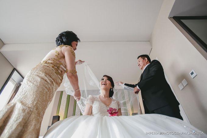 Yohanes & Vhina Wedding by Imperial Photography Jakarta - 010