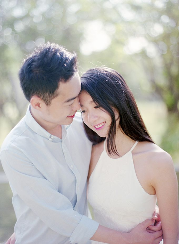 A very personal wedding by Nathan Wu Photography - 001