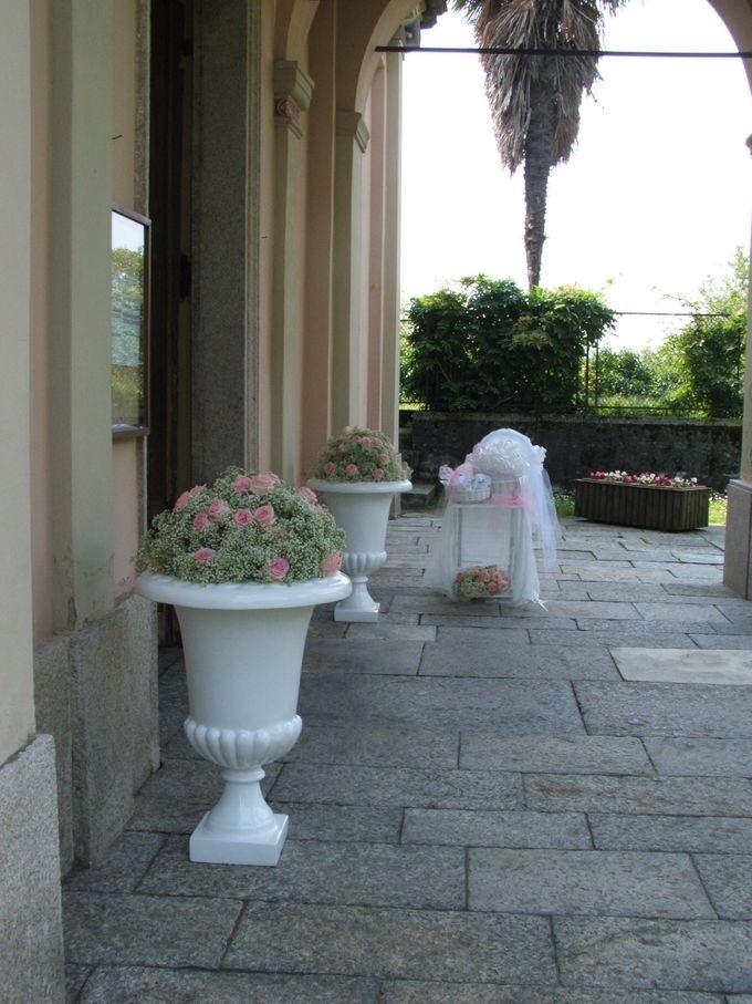 Romantic light pink wedding by Sogni Confettati - 019