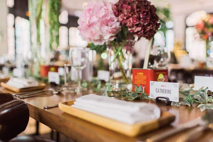 A Halia at Raffles Hotel Wedding Showcase 2015 by The Halia - 010