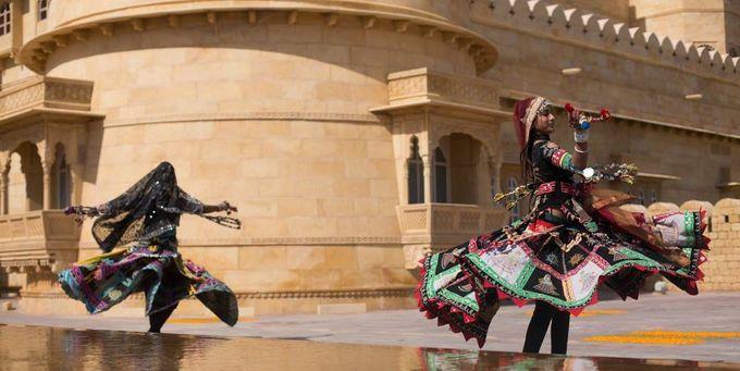 wedding at jaisalmer by Yesha Weddings Destination Wedding Planner - 010