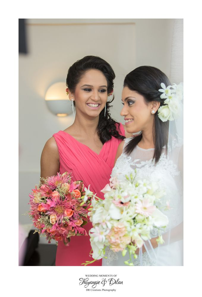 Wedding of Thiyangie & Dilan by DR Creations - 010