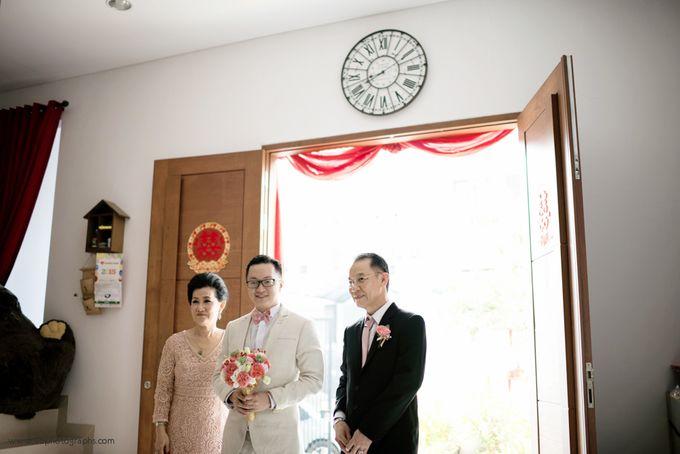 THE WEDDING OF RICHARD & LYDIA by Cynthia Kusuma - 010