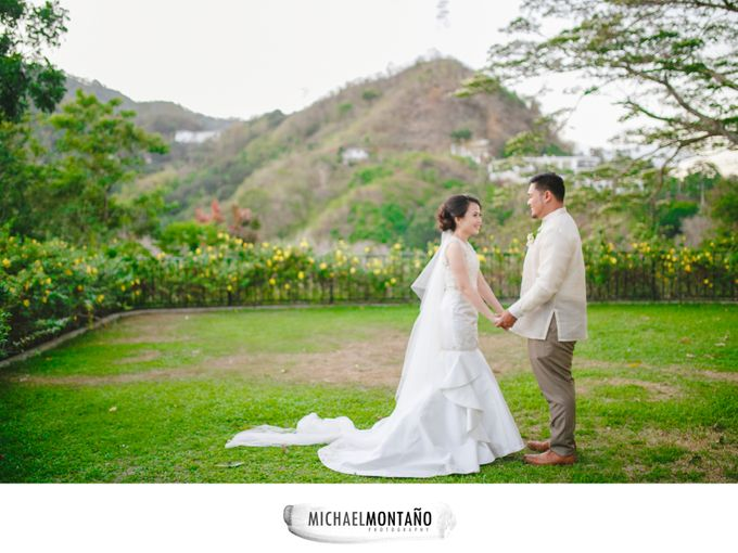 Grace & Clint Wedding Day by Michael Montaño Photography - 010