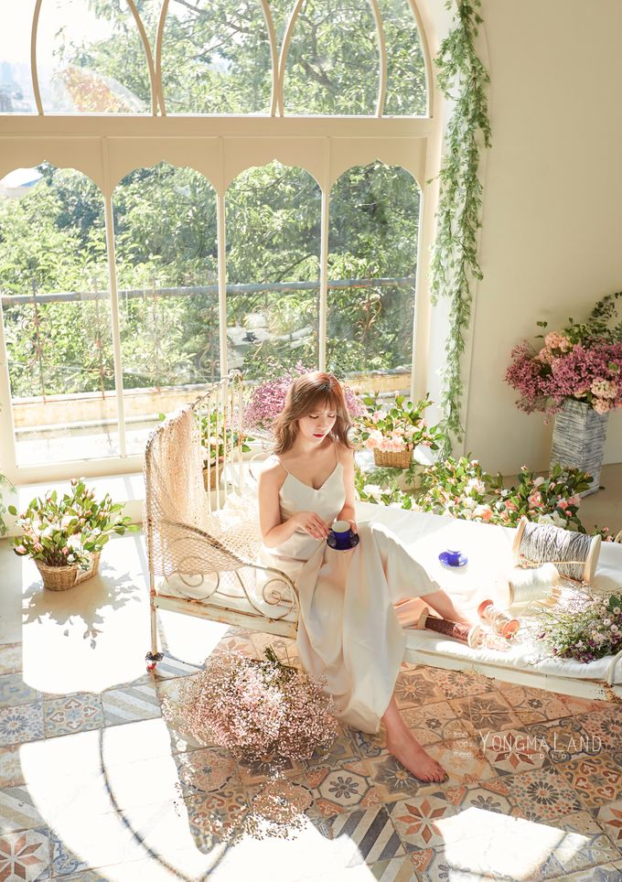 Korea Pre-Wedding Photoshoot - Studio 29 by Willcy Wedding by Willcy Wedding - Korea Pre Wedding - 006