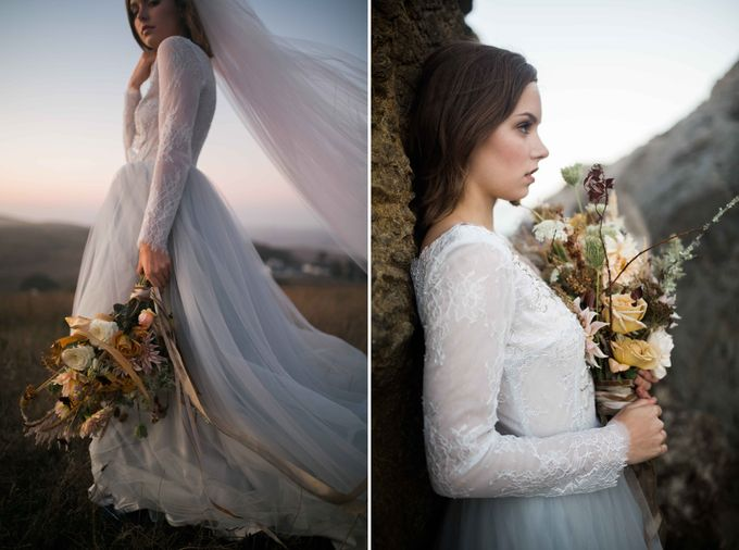 Sunset Bridal Inspiration by MYWONY - 010