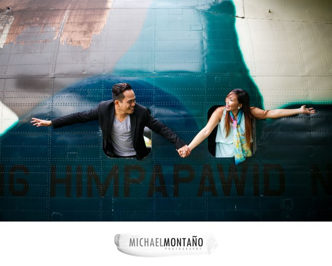 Jai & Jun Engagement Session by Michael Montaño Photography - 009