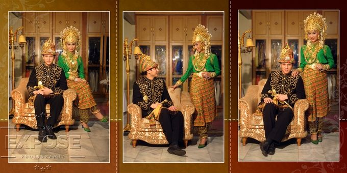 Rara & Fajri by Expose Wedding Photography - 010
