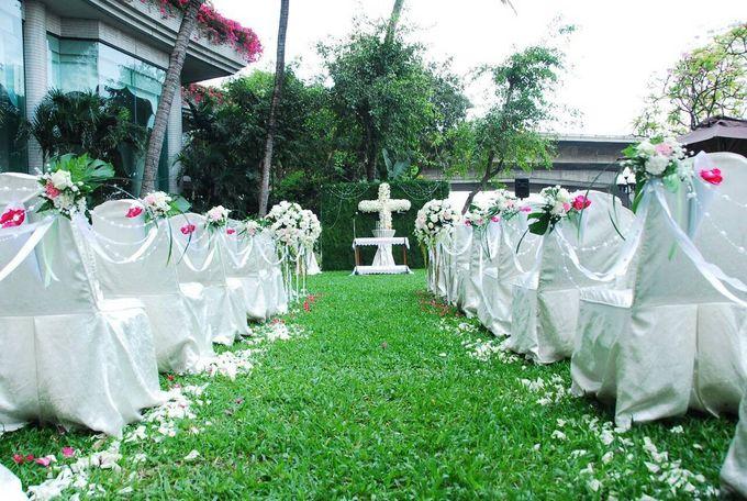 a glimpse of our venue by Shangri-La Hotel, Bangkok - 010