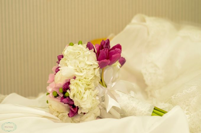 Ahmed & Duaa Wedding by Chic Design - 007