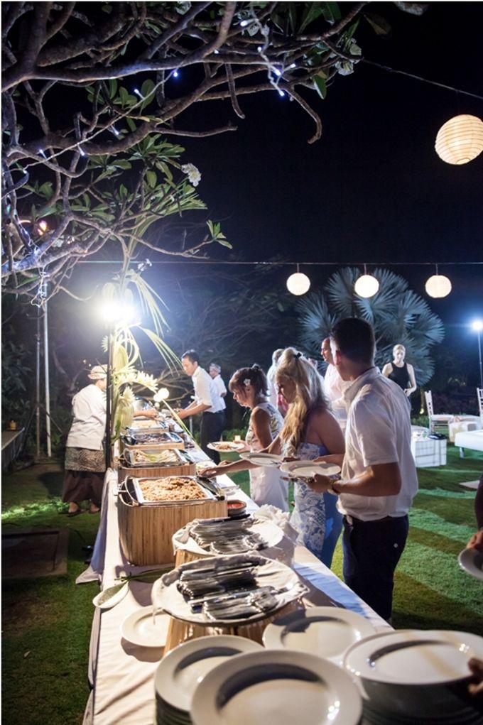 Jessica & Justine's Wedding Reception by KORI Catering - 002