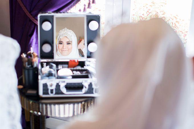 Afiq & Teyka - Groom Reception by Cubic Foto by PlainPaperpaint Production - 022